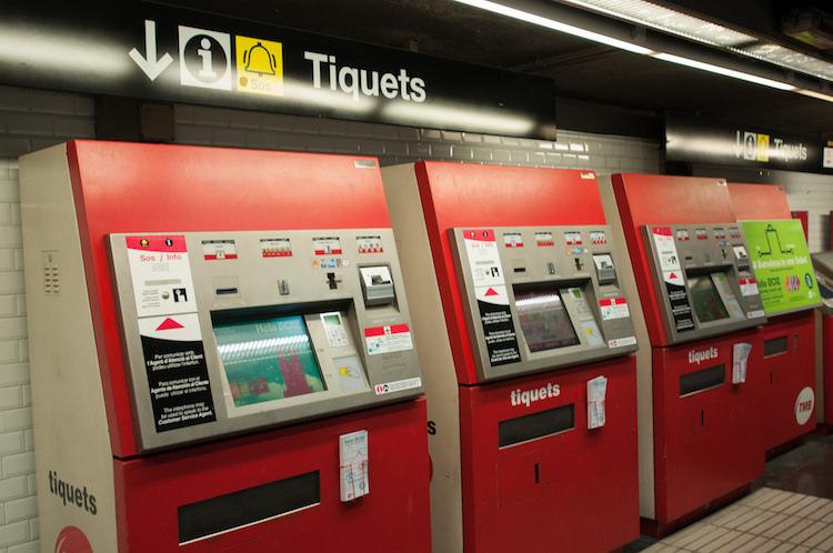 Metro ticket