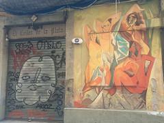 Pablo Picasso Les Demoiselles d'Avinyó