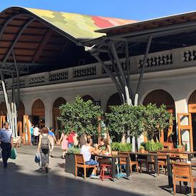 Cuines Santa Caterina Barcelona
