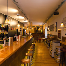 La Castanya restaurant Barcelona