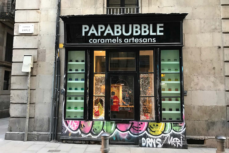 Papabubble Barcelona