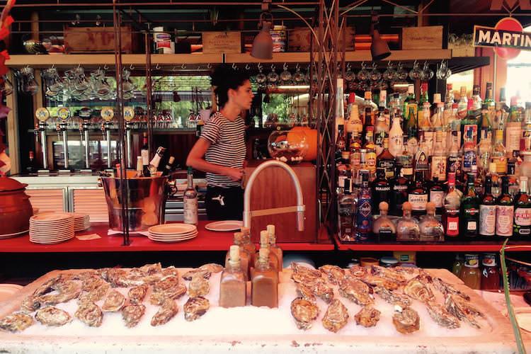 Barcelona culinair foodie Terazza Martinez restaurant