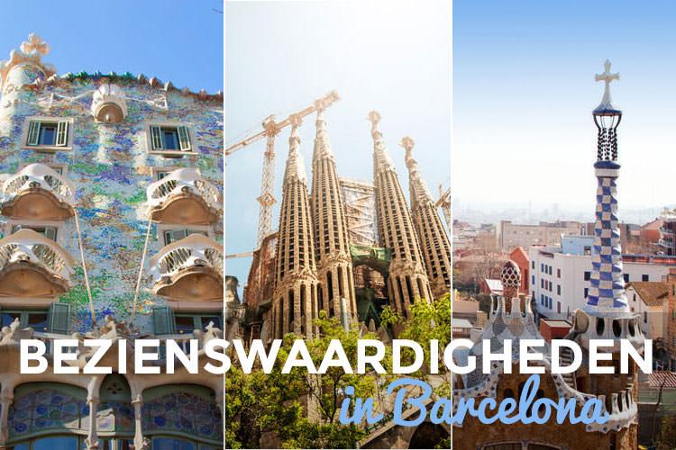 bezienswaardigheden barcelona