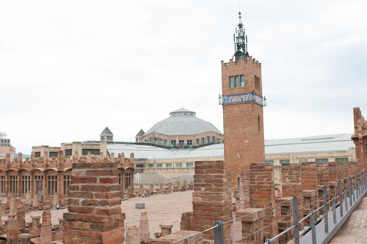 Bezoek CaixaForum Barcelona