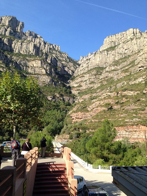 Montserrat tour omgeving Barcelona dagtrip