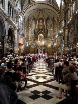 Montserrat omgeving Barcelona dagtrip tour