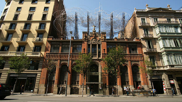 Fundacio Antoni Tapies
