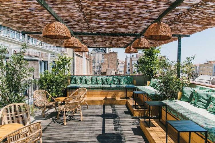 Top 10 tien beste hotels in Barcelona