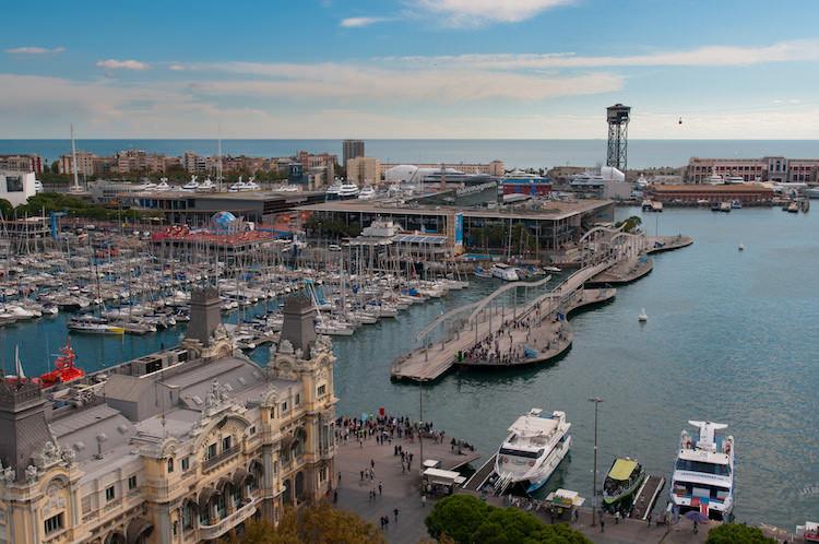 uitzicht haven columbus